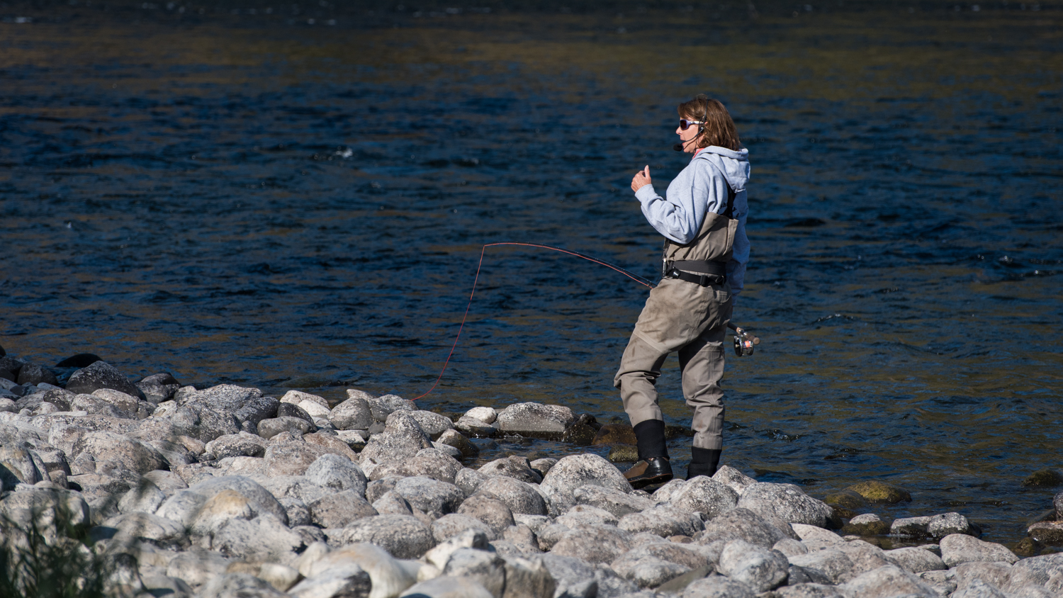 Whitney Gould Spey Instruction