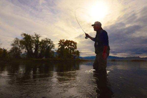 Missouri River BWO Fishing Report 10.21.15