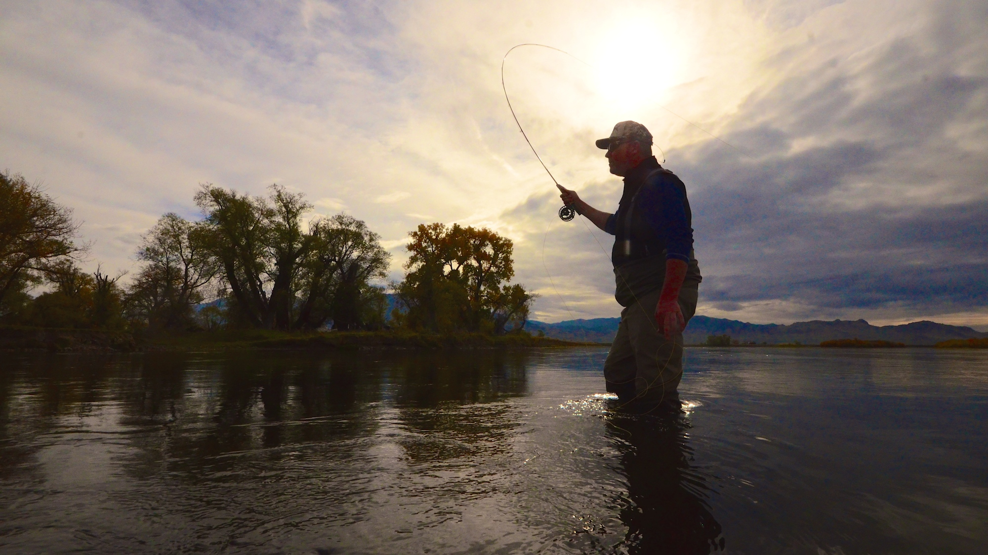 Missouri River BWO Fishing Report 10.21.15
