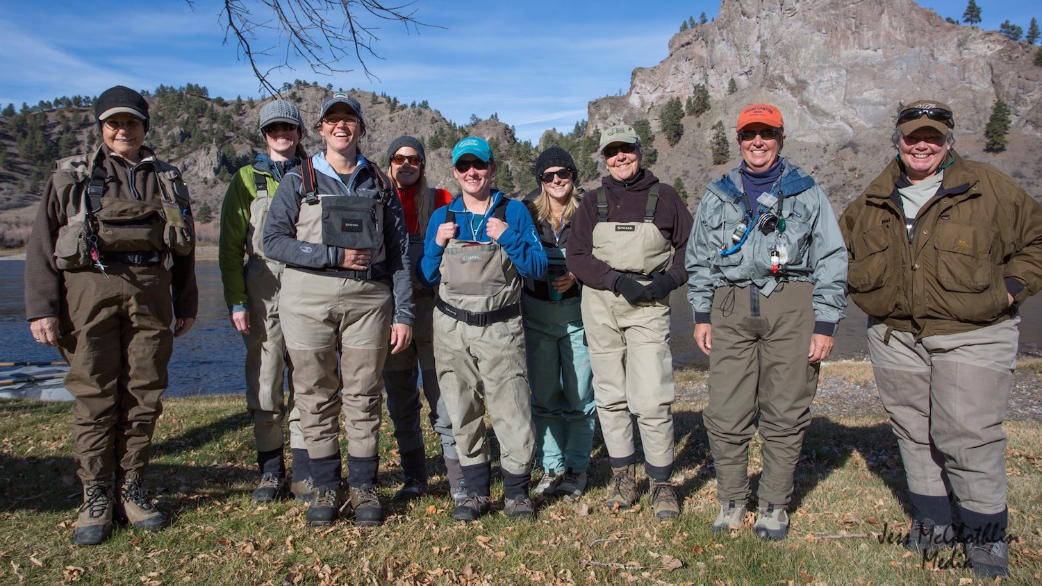 Womens Spey Clinic
