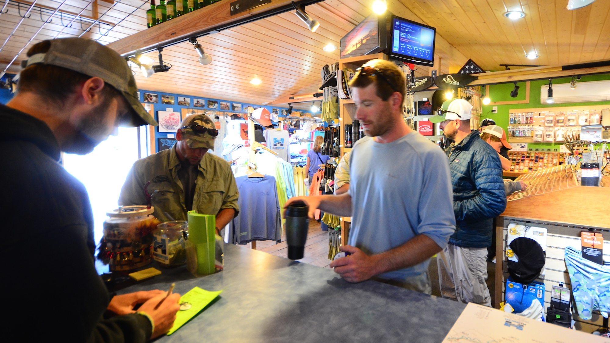 Headhunters Fly Shop Still Accepting Applications For 2017