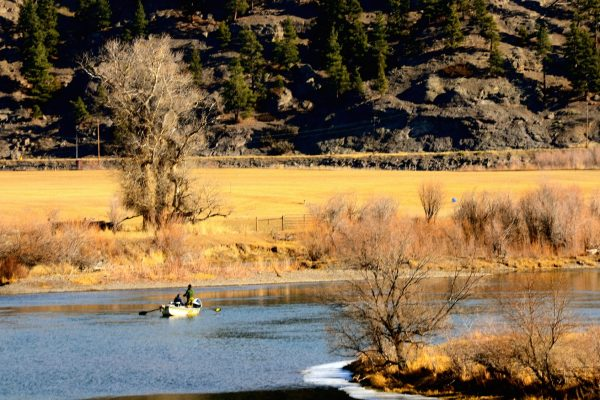 Headhunters Fly Shop Monday Fishing Report