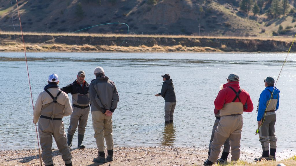 McCune Gould Spey Clinic