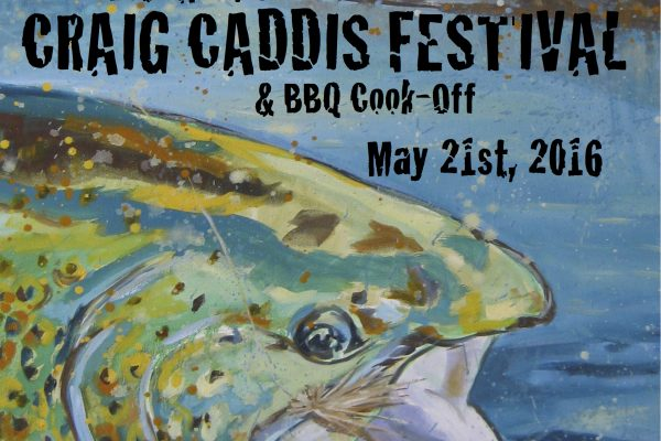 10th Annual Craig Caddis Festival & BBQ Cook-Off