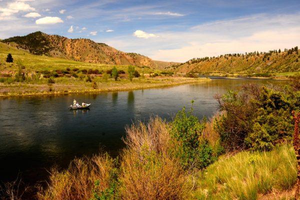 Cinco De May Missouri River Fishing Report
