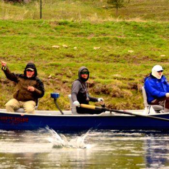 Missouri River May 2nd Fishing Report
