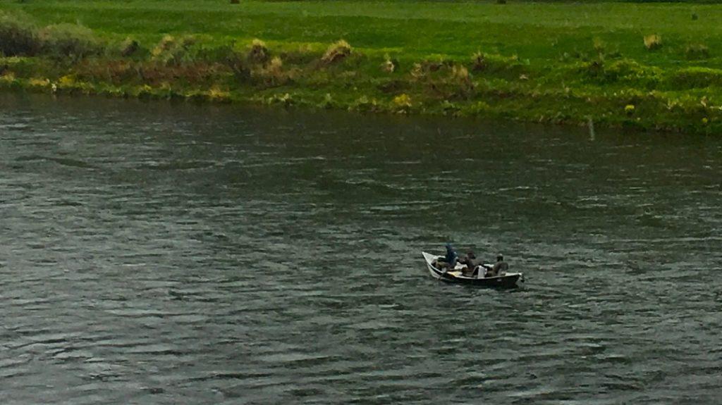 Missouri River May Monday Fishing Report