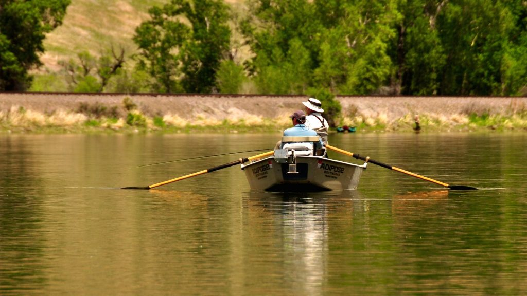 How to (not) catch Missouri River dry fly fish