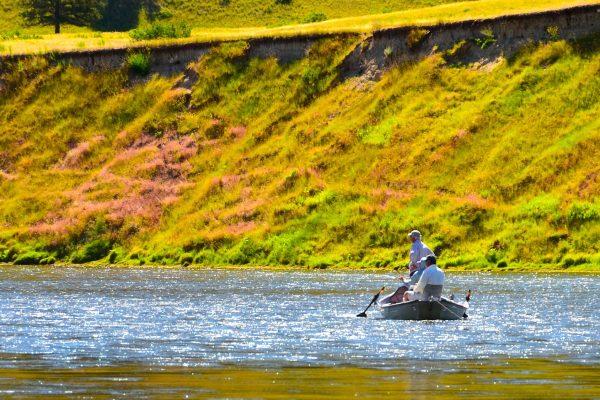 Missouri River Dry Fly Myths