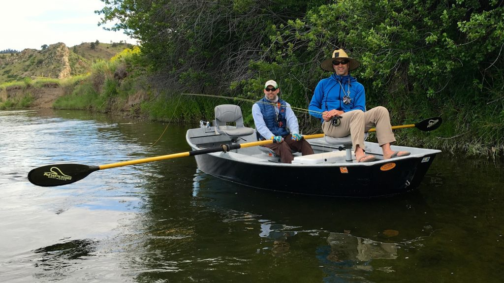 Your missouri river monday morning fishing report for Fly fishing missouri
