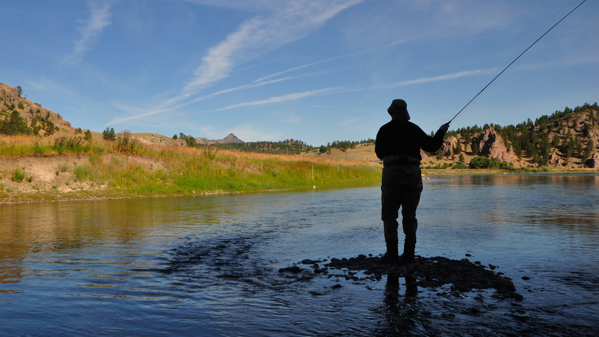 A few Secrets for July Missouri River Fly Fishing