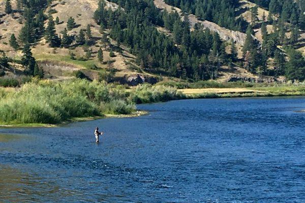 State of the Missouri River Craig Montana 8.26.16