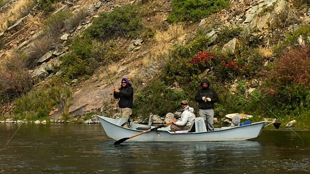 Tuesday Missouri River Fishing Report