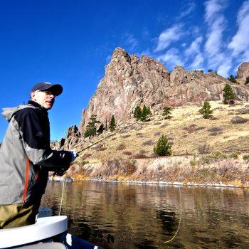 Missouri River Fishing Report 11.12.16