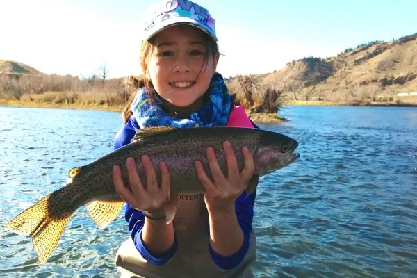 Future Fly Fishers Awesome Daughter Edition