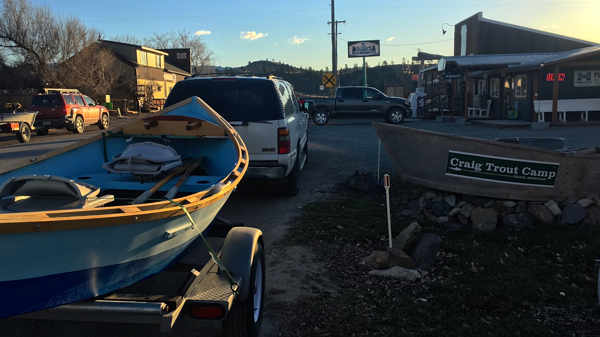 Headhunters Thanksgiving Missouri River Fishing Report
