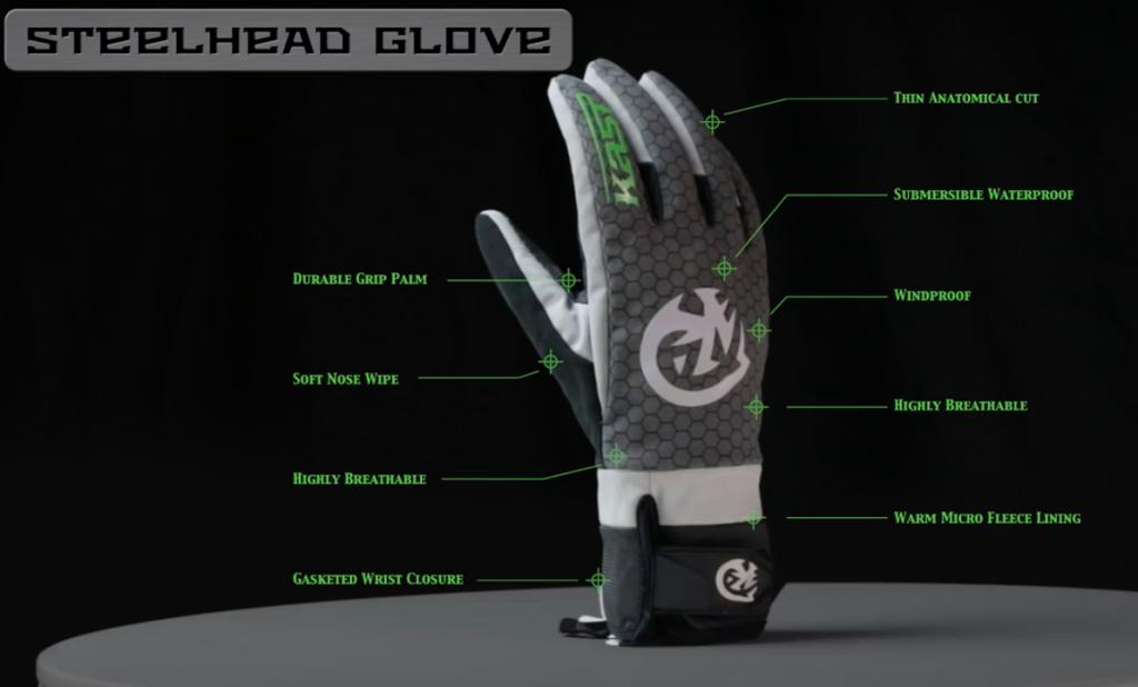 KAST Steelhead Glove New and Improved!