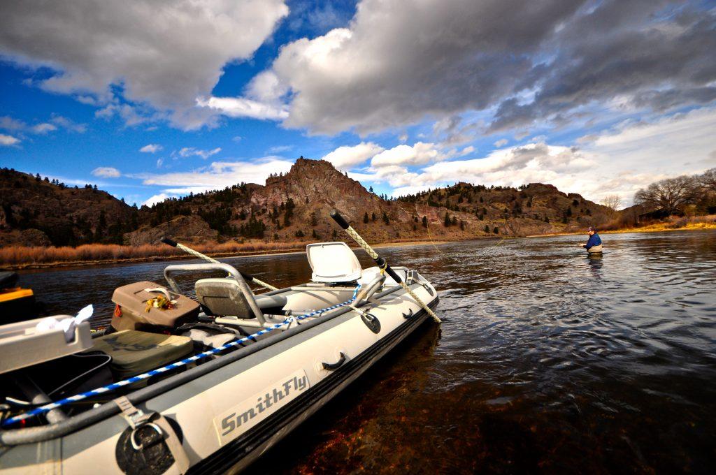 Missouri River Weekend Fishing Report