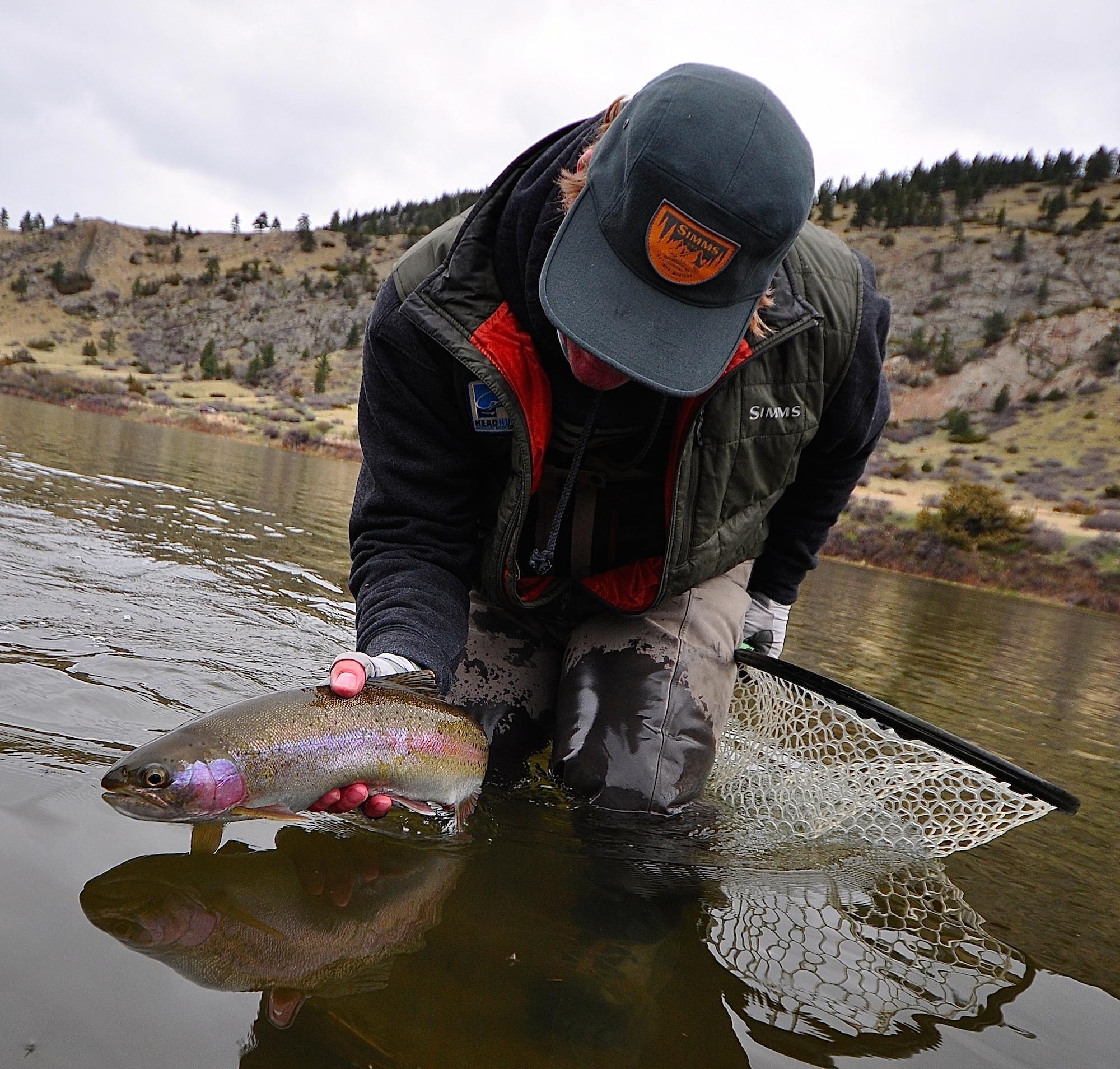 Saturday Missouri River Fishing Update