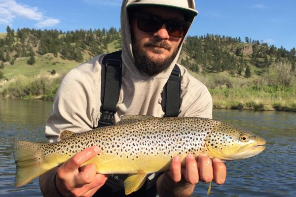 May 30th Headhunters Fly Fishing Report Missouri River Montana