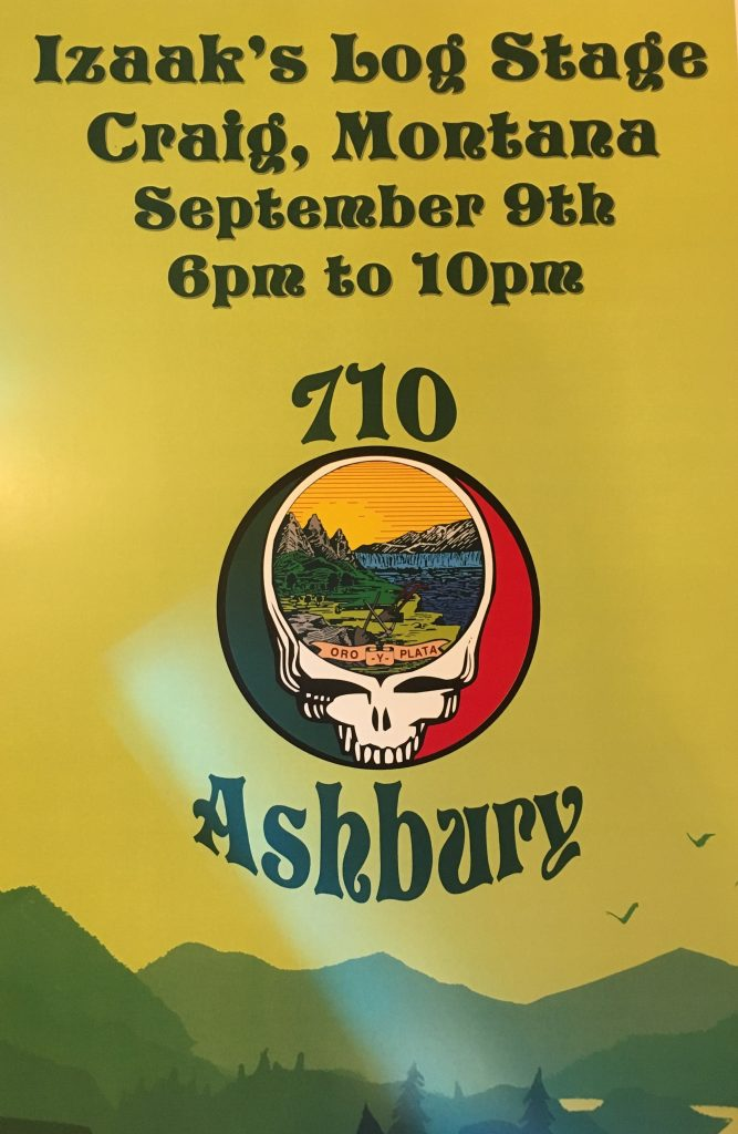 Izaak's Log Jam 710 Ashbury