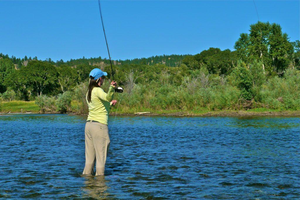 Silly Saturday Scenery Sara Wade Fishing