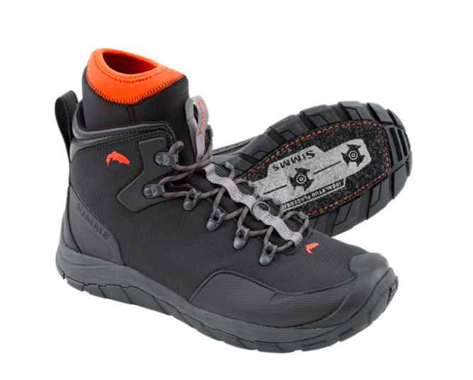 SIMMS Intruder Boot Felt