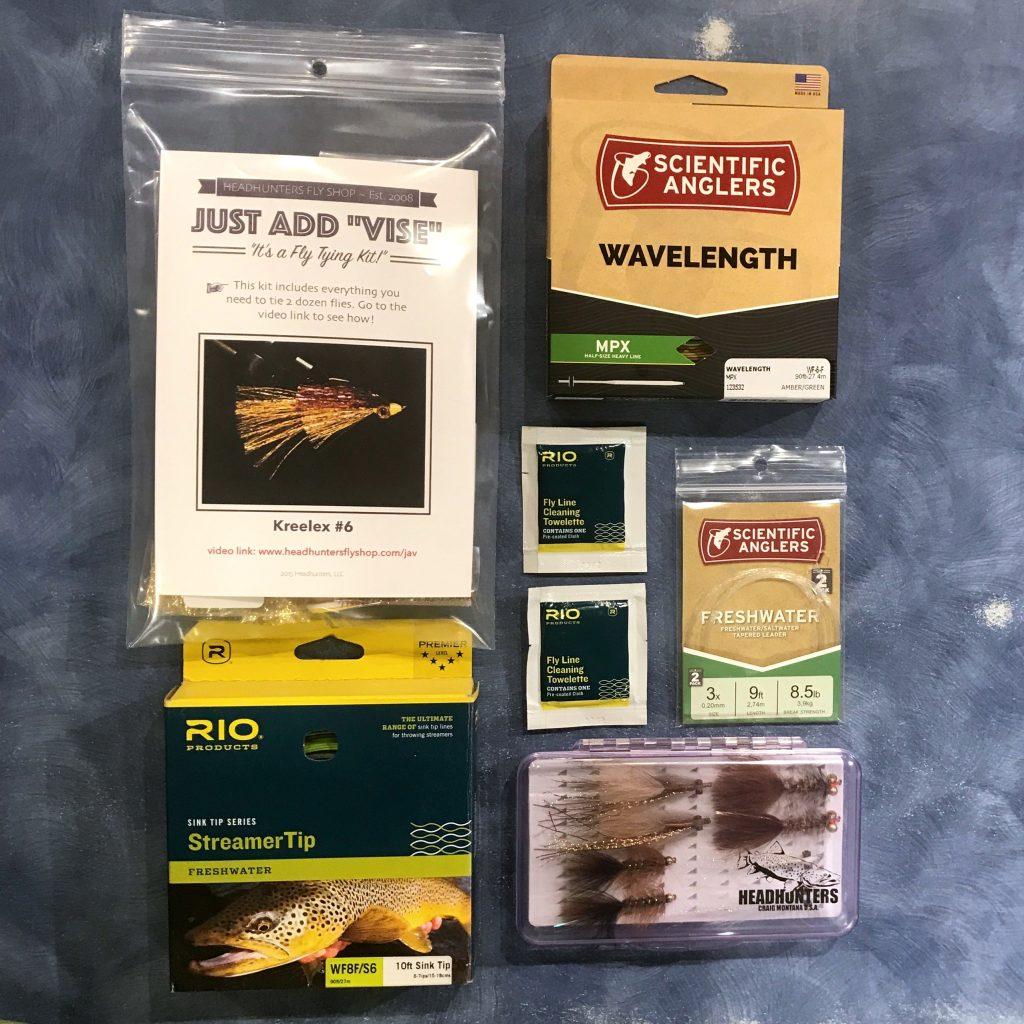 A few items for Fall Fishing Magic!