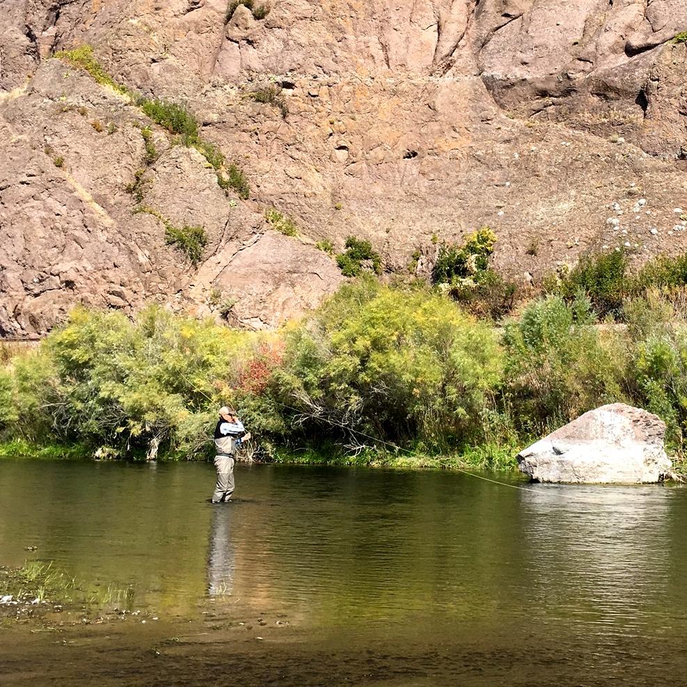 Missouri River Fishing Report September 26