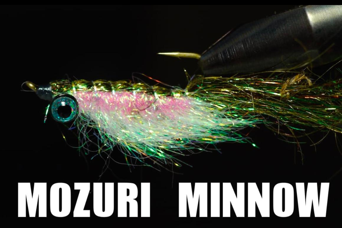 Mozuri Minnow Just Add Vise Kit Video