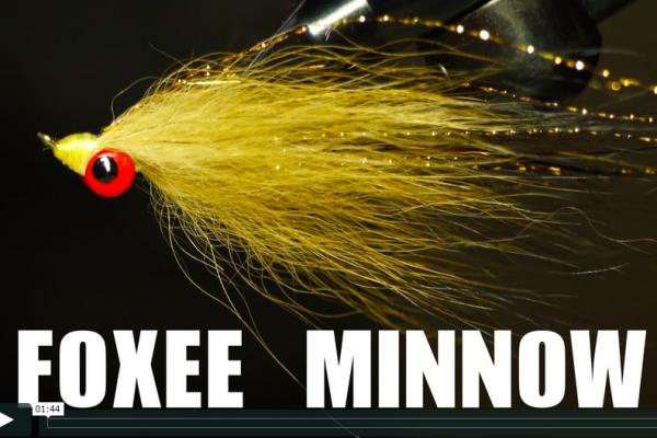 Foxee Minnow Just Add Vise Video