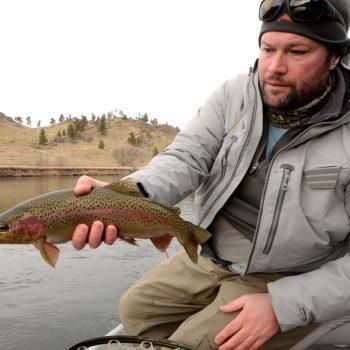 Missouri River Fishing Report 12.5.17