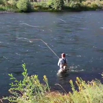 ECHO TR2 Trout Spey Rod Video