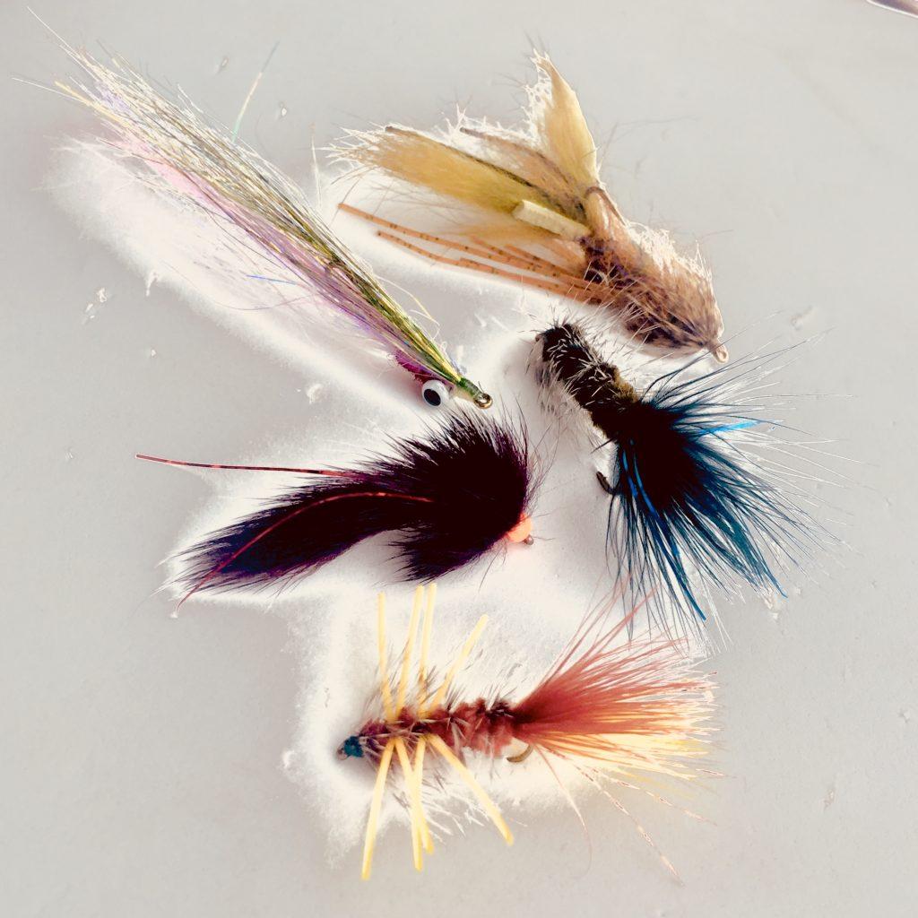 Top 5 Flies for Swingers