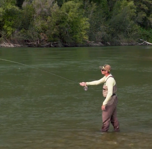 Single Handed Spey Video