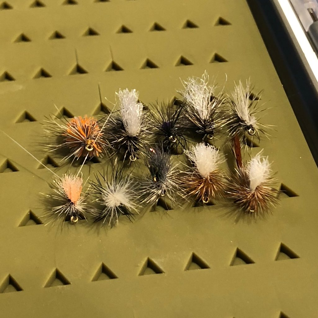 Top 10 Missouri River Spring Time Dry Flies