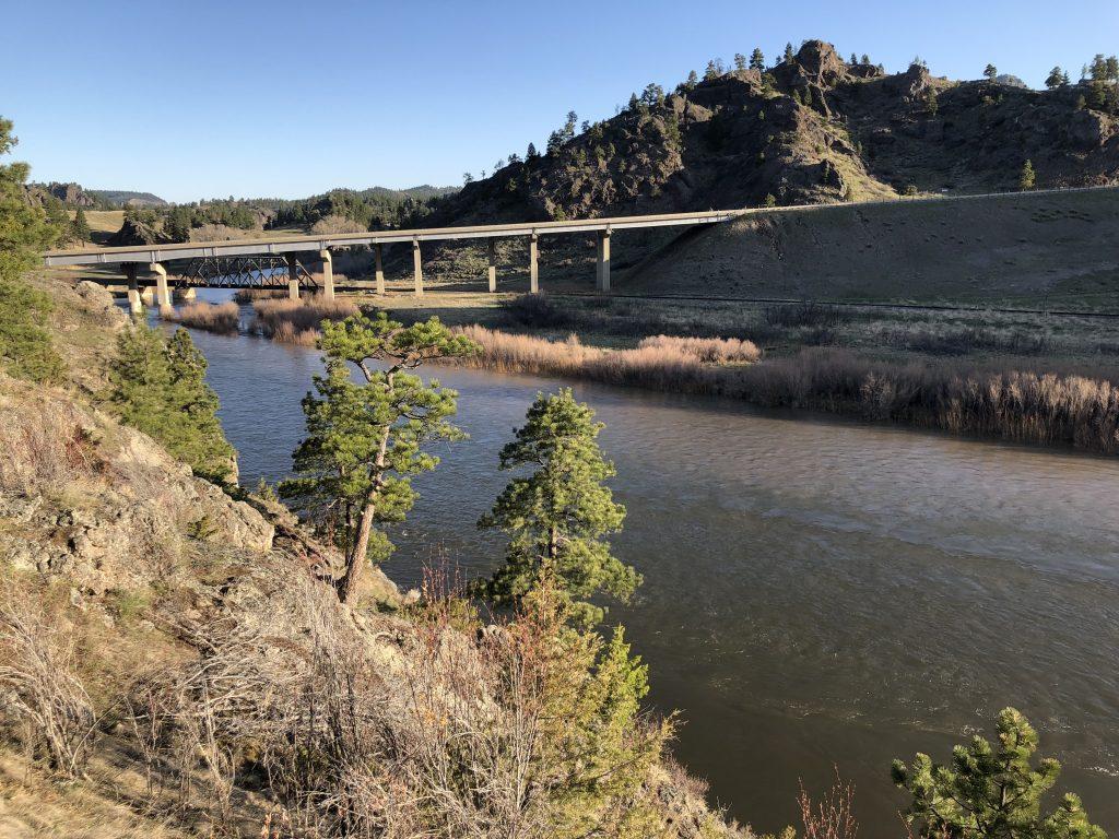 Missouri River Fishing Report April 29th