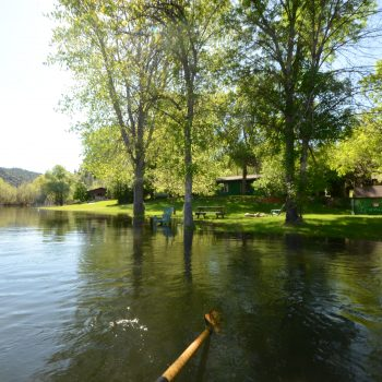 Thursday High Water Fishing Report