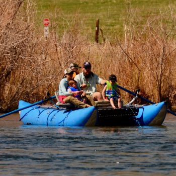 Missouri River Headhunters Fly Fishing Report May 7th