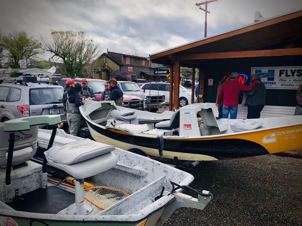 Missouri River Fishing Report 5.21.18