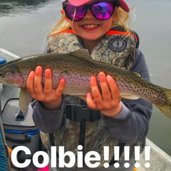 Future Fly Fishers Colbie Edition!