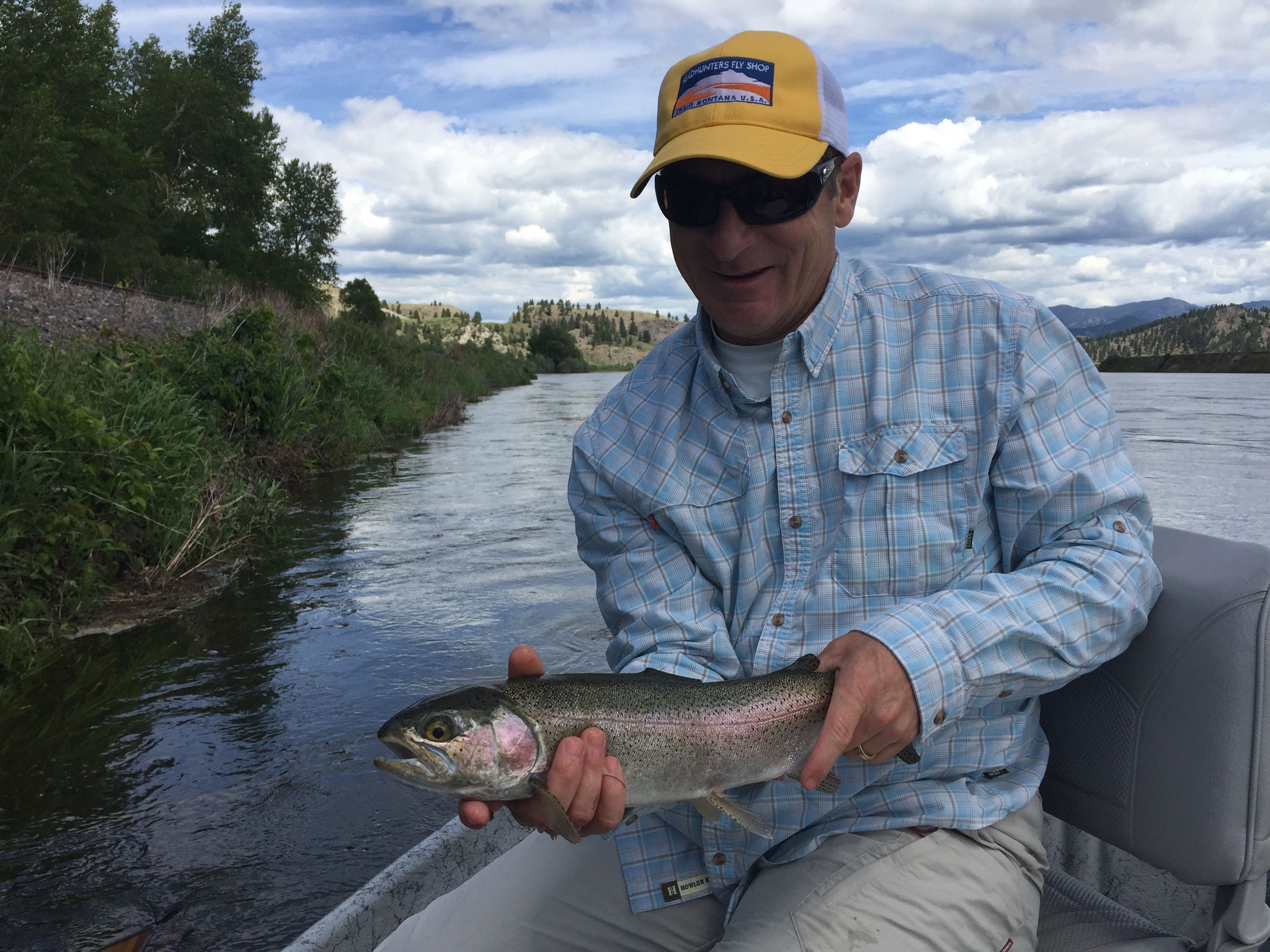 5 Tips for Missouri River July Dry Fly Success