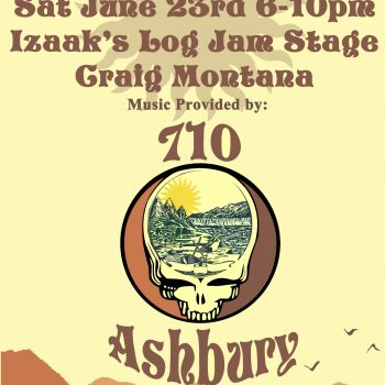 710 Ashbury Tonight in Craig MT