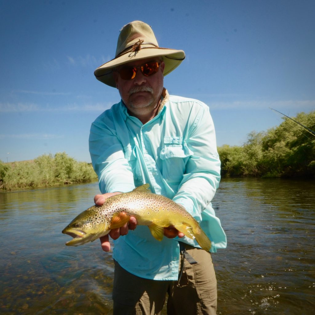 Mid August Missouri River Fishing Report