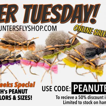 2FER TUESDAY Ninch's Peanut BOGO Online Sale!