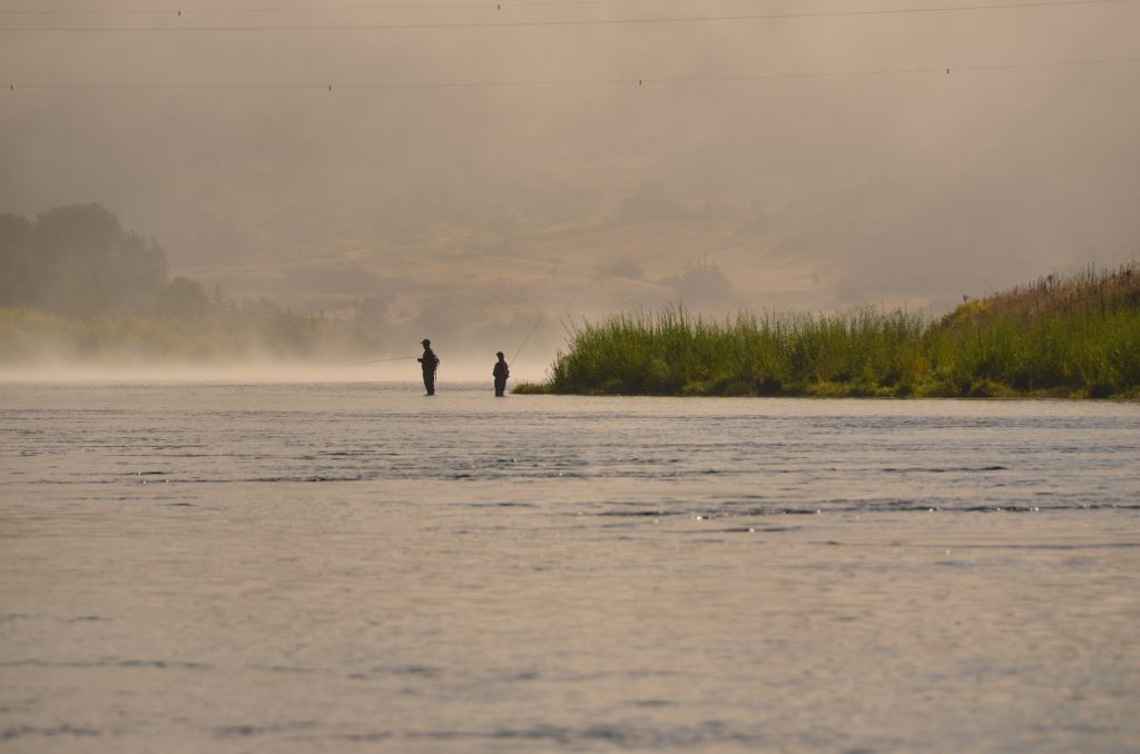 Hello October Welcome Missouri River Fishing Report!