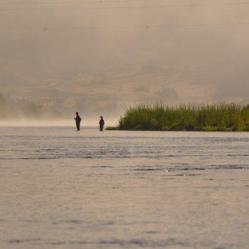 Hello October Welcome Missouri River Fishing Report!