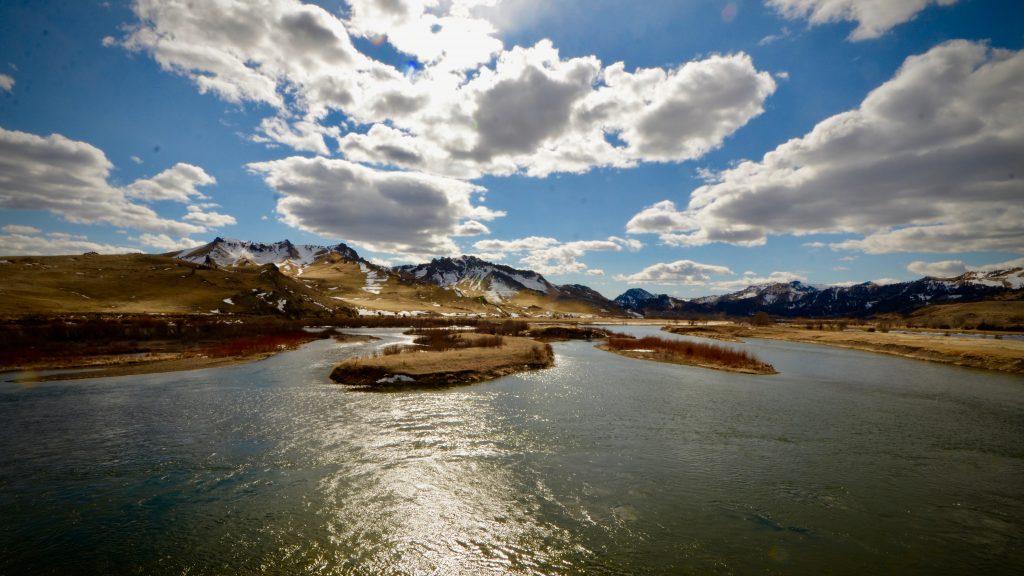 November 13th Missouri River Fishing Report