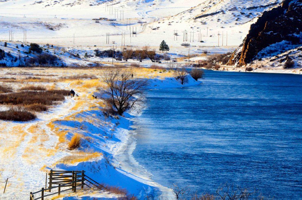 January 2nd Missouri River Fishing Report