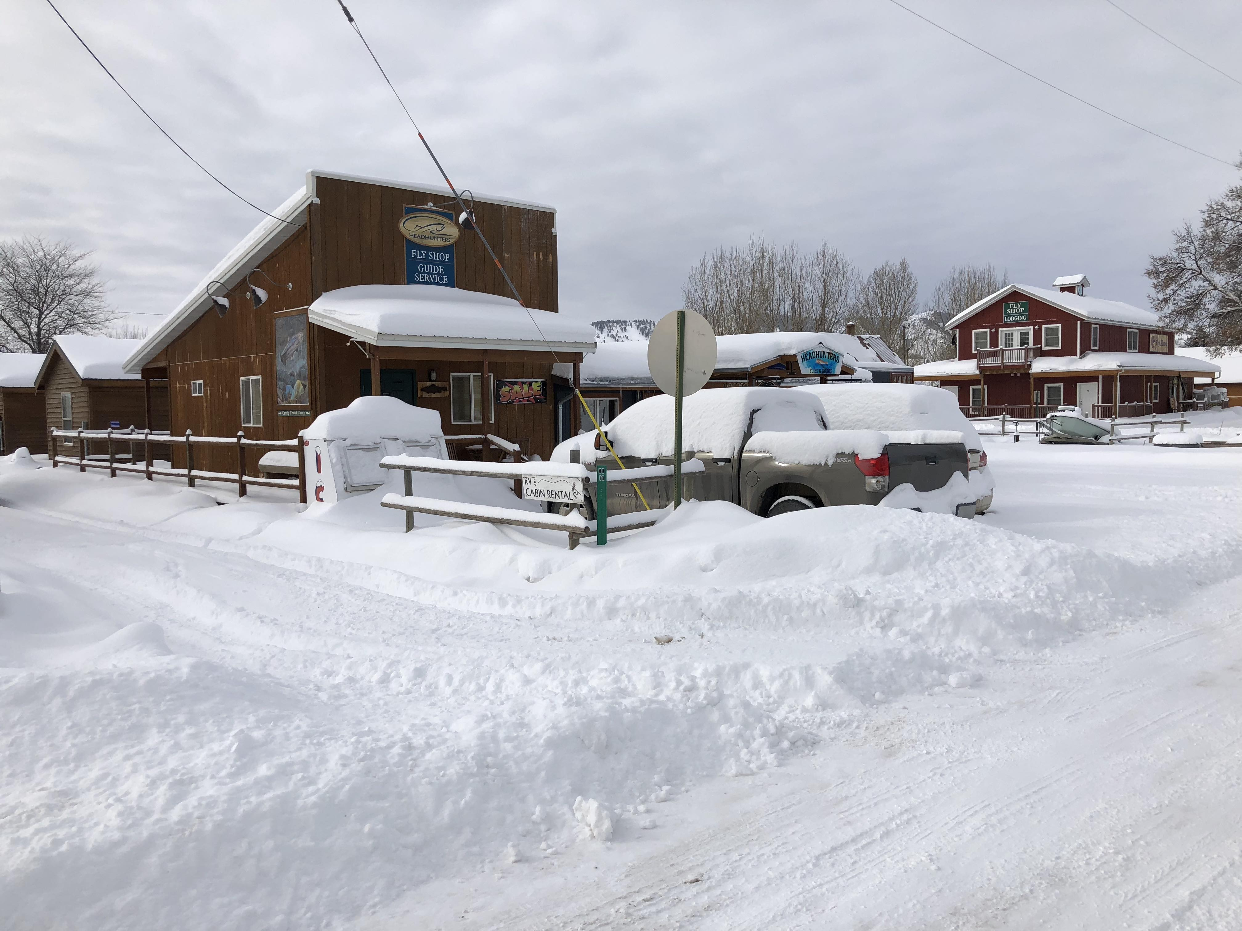 March 1st, more snow, weekend update